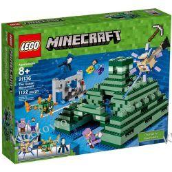 21136 - OCEANICZNY MONUMENT (The Ocean Monument) - KLOCKI LEGO MINECRAFT  Kompletne zestawy