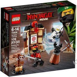 70606 SZKOLENIE SPINJITZU (Spinjitzu Training) KLOCKI LEGO NINJAGO Kompletne zestawy
