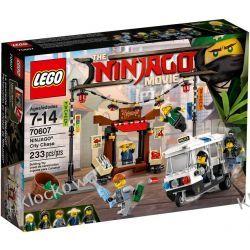 70607 POŚCIG W NINJAGO® CITY (NINJAGO® City Chaseg) KLOCKI LEGO NINJAGO  Ninjago