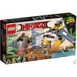 70609 BOMBOWIEC MANTA RAY (Manta Ray Bomber) KLOCKI LEGO NINJAGO Friends
