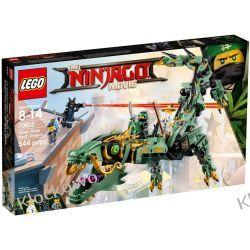 70612 MECHANICZNY SMOK ZIELONEGO NINJA (Green Ninja Mech Dragon) KLOCKI LEGO NINJAGO  Playmobil