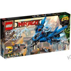 70614 ODRZUTOWIEC BŁYSKAWICA (Lightning Jet) KLOCKI LEGO NINJAGO  Kompletne zestawy