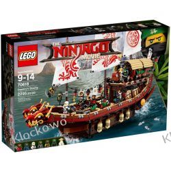 70618 PERŁA PRZEZNACZENIA (Destiny's Bounty) KLOCKI LEGO NINJAGO Playmobil