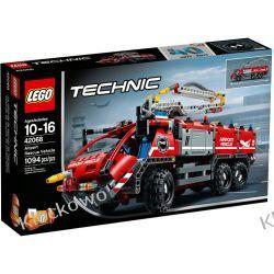 42068 POJAZD STRAŻY POŻARNEJ (Airport Rescue Vehicle) KLOCKI LEGO TECHNIC Technic