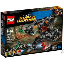 76086 ATAK KNIGHTCRAWLERA W TUNELU (Knightclawler Tunnel Attack) - KLOCKI LEGO SUPER HEROES  Kompletne zestawy
