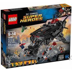 76087 ATAK POWIETRZNY BATMOBILA (Flying Fox: Batmobile Airlift Attack) - KLOCKI LEGO SUPER HEROES Kompletne zestawy