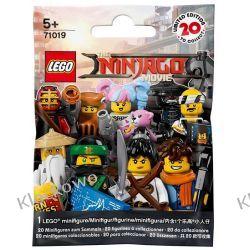 71019 - 1 SZT LOSOWO WYBRANEJ MINIFIGURKI Z SERII LEGO NINJAGO® MOVIE™ Playmobil