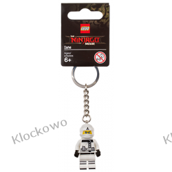 853695 BRELOK NINJA ZANE (Zane Key Chain) - LEGO® NINJAGO® MOVIE™