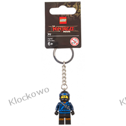 853696 BRELOK NINJA JAY (Jay Key Chain) - LEGO® NINJAGO® MOVIE™