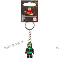 853698 BRELOK NINJA LLOYD (Lloyd Key Chain) - LEGO® NINJAGO® MOVIE™