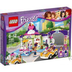 41320 SKLEP Z MROŻONYM JOGURTEM (Heartlake Frozen Yogurt Shop) KLOCKI LEGO FRIENDS Pirates