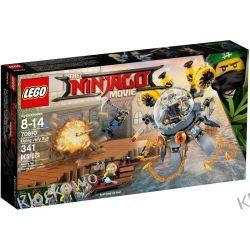 70610 LATAJĄCA MEDUZA (Flying Jelly Sub) KLOCKI LEGO NINJAGO Kompletne zestawy