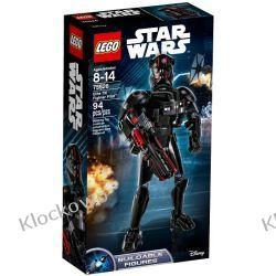75526 ELITARNY PILOT MYŚLIWCA TIE (Elite TIE Fighter Pilot) KLOCKI LEGO STAR WARS  Friends