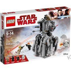75177 CIĘŻKI ZWIADOWCA NAJWYŻSZEGO PORZĄDKU™ (First Order Heavy Scout Walker) KLOCKI LEGO STAR WARS  Kompletne zestawy