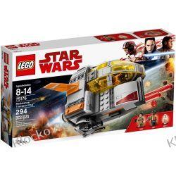 75176 POJAZD TRANSPORTOWY RUCHU OPORU™ (Resistance Transport Pod) KLOCKI LEGO STAR WARS  Kompletne zestawy