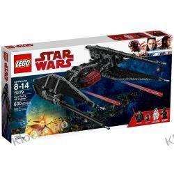 75179 MYŚLIWIEC TIE KYLO RENA™ (Kylo Ren's TIE Fighter) KLOCKI LEGO STAR WARS  Policja