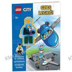 LEGO® CITY. CZAS LECIEĆ! Książki dla dzieci i młodzieży