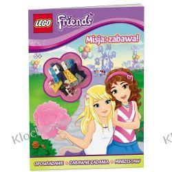 LEGO® FRIENDS. MISJA ZABAWA Książki dla dzieci i młodzieży
