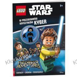 LEGO® STAR WARS™. W POSZUKIWANIU KRYSZTAŁÓW KYBER Książki dla dzieci i młodzieży