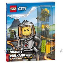 LEGO® CITY. SKARBY WULKANU Książki dla dzieci i młodzieży