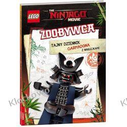 THE LEGO® NINJAGO® MOVIE™. ZDOBYWCA. TAJNY DZIENNIK GARMADONA Książki dla dzieci i młodzieży