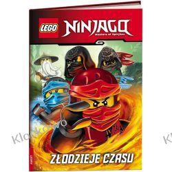 LEGO® NINAJGO®. ZŁODZIEJE CZASU Książki dla dzieci i młodzieży