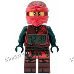 9009280 - ZEGAR LEGO NINJAGO - KAI (Minifigure Clock)