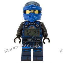 9009297 - ZEGAR LEGO NINJAGO - JAY (Minifigure Clock)