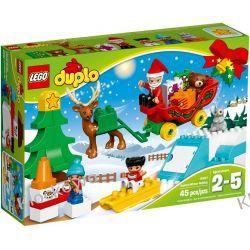 10837 ZIMOWE FERIE ŚWIĘTEGO MIKOŁAJA (Santa's Winter Holiday) KLOCKI LEGO DUPLO Duplo