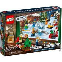 60155 KALENDARZ ADWENTOWY LEGO CITY (LEGO City Advent Calendar) KLOCKI LEGO CITY