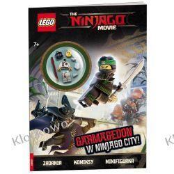 THE LEGO® NINJAGO® MOVIE™. GARMAGEDON W NINJAGO CITY! Książki dla dzieci i młodzieży