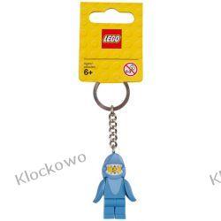 853666 Breloczek CZŁOWIEK REKIN (Shark Suit Guy Keychain) - LEGO® Pirates