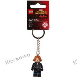 853592 BRELOK CZARNA WDOWA (Marvel Black Widow Keychain) LEGO® Marvel Super Heroes Playmobil