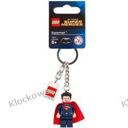 853590 BRELOK SUPERMAN™ (Superman™ Keychain) LEGO® DC Comics Super Heroes