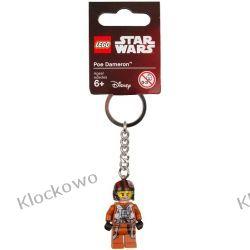 853605 BRELOK POE DAMERON™ (Poe Dameron™ Keychain) LEGO® Star Wars