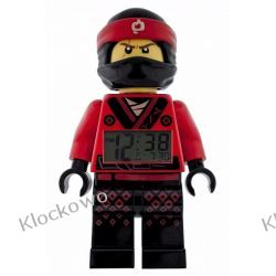 9009211 - ZEGAR LEGO NINJAGO MOVIE - KAI (Minifigure Clock)