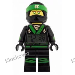 9009204 - ZEGAR LEGO NINJAGO MOVIE - LLOYD (Minifigure Clock) Playmobil