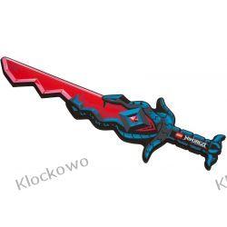 853689 CYNOBROWY MIECZ LEGO® NINJAGO® (NINJAGO Vermillion Sword)