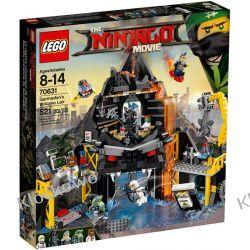 70631 WULKANICZNA KRYJÓWKA GARMADONA (Garmadon's Volcano Lair) KLOCKI LEGO NINJAGO Playmobil