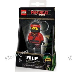LEGO NINJAGO MOVIE LATARKA LED KAI