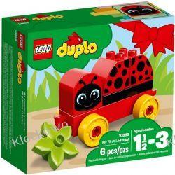 10859 MOJA PIERWSZA BIEDRONKA (My First Ladybug) KLOCKI LEGO DUPLO Kompletne zestawy