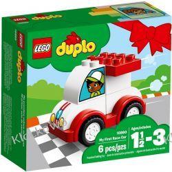 10860 MOJA PIERWSZA WYŚCIGÓWKA (My First Race Car) KLOCKI LEGO DUPLO