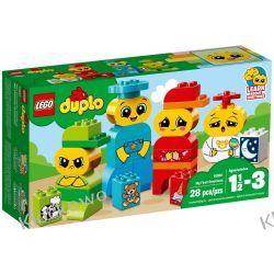 10861 MOJE PIERWSZE EMOCJE (My First Emotions) KLOCKI LEGO DUPLO Kompletne zestawy