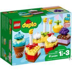 10862 MOJE PIERWSZE PRZYJĘCIE (My First Celebration) KLOCKI LEGO DUPLO Miasto