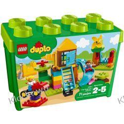 10864 DUŻY PLAC ZABAW (Large Playground Brick Box) KLOCKI LEGO DUPLO