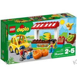 10867 NA TARGU (Farmers' Market) KLOCKI LEGO DUPLO Playmobil