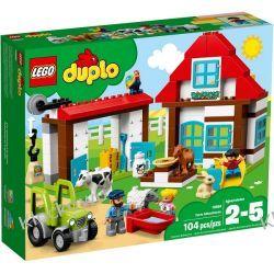 10869 PRZYGODY NA FARMIE (Farm Adventures) KLOCKI LEGO DUPLO Pociąg