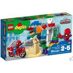 10876 PRZYGODY SPIDER-MANA I HULKA (Spider-Man & Hulk Adventures) KLOCKI LEGO DUPLO Kompletne zestawy