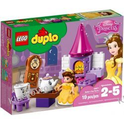 10877 HERBATKA U BELLI (Belle's Tea Party) KLOCKI LEGO DUPLO Playmobil