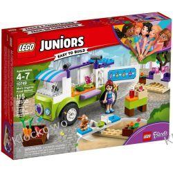 10749 TARG EKOLOGICZNY MII (Mia's Organic Food Market) - KLOCKI LEGO JUNIORS Playmobil